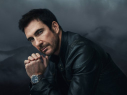 dylan mcdermott, наручные часы, знаменитости, мужчина, портрет, актер