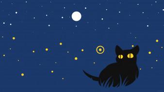 векторная графика, животные , animals, котик