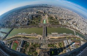 paris, города, париж , франция, простор