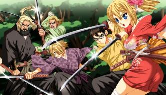 dr,  stone, аниме, персонажи