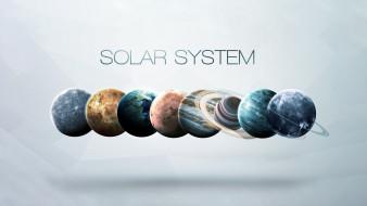 Jupiter, Science Fiction, System, Солнечная Система, SCI-FI, Земля, Сатурн, Uranus, Mercury, Планеты, Космос, Марс, Нептун, Venus, Neptune