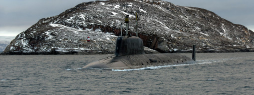 проект 885 ясень, вмф, подводная лодка, субмарина, россия