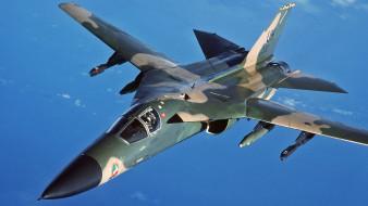 тактический бомбардировщик, general dynamics, f111, дальний радиус действия