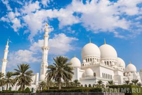 города, абу-даби , оаэ, мечети, абу-даби, мечеть, шейха, зайда, религия, ислам