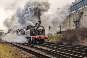 состав, локомотив