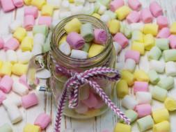 конфеты, зефир