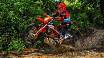2019 ktm 690 enduro r, мотоциклы, ktm, бездорожье, мотоспорт, 2019, 690, enduro, r, грязь