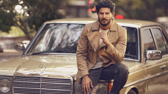 актер, машина, Dulkar Salman