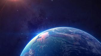 звезды, галактики, планета, вселенная