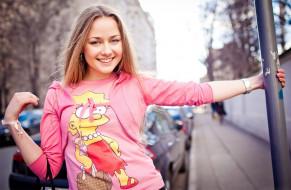 Ingrid Olerinskaya, девушка, модель, Ингрид Олеринская