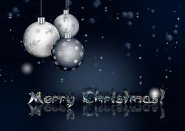 праздничные, векторная графика , новый год, фон, шары