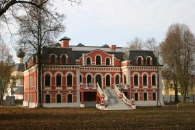 Красное, Москва, Россия, усадьба, здание