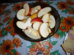 еда, Яблоки, яблоки