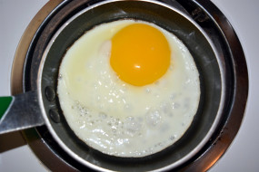 еда, Яичные блюда, глазунья, яичница