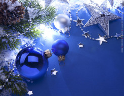 шар, звезда, шишка, игрушка, ветка