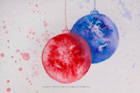 игрушка, шар, рисунок