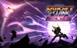 ratchet & clank,  into the nexus, видео игры, персонаж