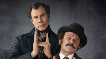 комедия, холмс и ватсон, рэйф файнс, детектив, уилл феррелл, криминал
