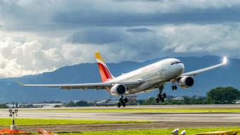 a330, авиация, пассажирские самолёты, авиалайнер