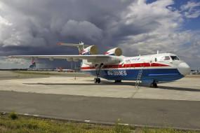 beriev be-200, авиация, самолёты амфибии, авиалайнер