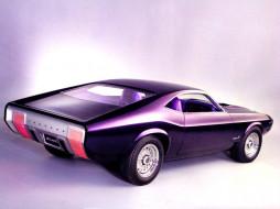 1970-Ford-Mustang-Milano-Concept-Car обои для рабочего стола 1280x960 1970, ford, mustang, milano, concept, car, автомобили