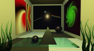 3д графика, шары , balls, фон, шары