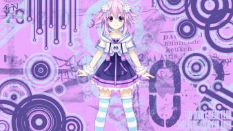 аниме, hyperdimension neptunia, hyperdimension, neptunia