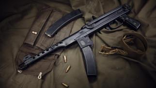 оружие, автоматы, патроны, ремень, ппс-43