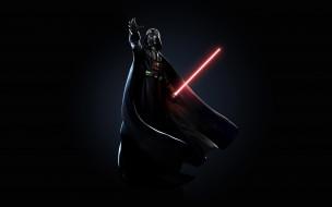 меч, жест, Darth Vader