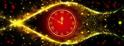 часы, фон