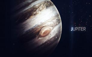 Юпитер, планета, звезды, галактики, вселенная