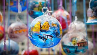 елочные украшения, рождество, новый год