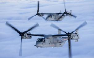 военный самолет, вмс сша, mv-22b, osprey, корпус морской пехоты сша