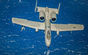 военный самолет, вмс сша, fairchild republic