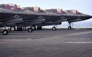 американский, истребитель, бомбардировщик, боевой самолет, вмс сша, авианосец