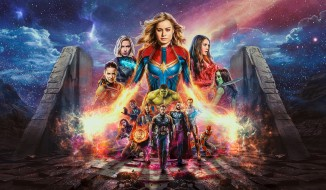 avengers,  endgame,  2019, кино фильмы, -unknown , другое, мстители, end, game, крис, хемсворт, роберт, дауни, младший, джон, фавро, эванджелин, лилли, скарлетт, йоханссон, бри, ларсон, брэдли, купер, постер, фантастика, финал