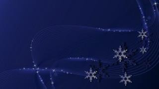 цвет, фон, снежинки, узор