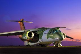 транспортный самолет, embraer, fab, ввс бразилии