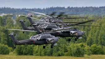 ввс, россия, ударные вертолеты, вертолеты, ночной охотник, ми-28, авиация