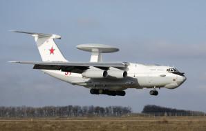 самолет, дрло, россия, ввс, а-50, боевые самолеты, авиация