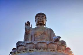буддизм, религия, статуя, восток, будда