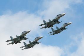 су-30см, авиация, su-30sm, сухой, боевые самолеты, россия, ввс, истребители