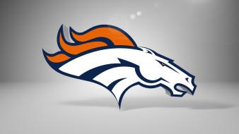 фон, логотип, Denver, Broncos