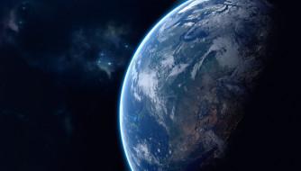звезды, земля, галактики, вселенная, планета