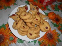 печенье, еда