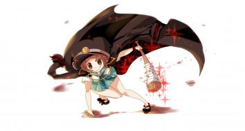 аниме, kill la kill, kill, la