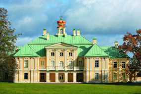 Санкт- Петербург, Ораниенбаум, Ломоносов, Россия, дворец