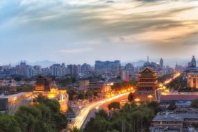 города, пекин, китай, столицы, мегаполис