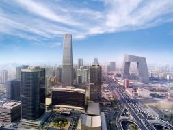 города, китай, пекин, небоскребы, мегаполис, столицы