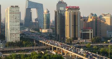 пекин, китай, столицы, мегаполис, небоскребы, города